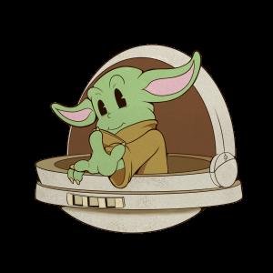 image Baby Yoda from The Mandalorian